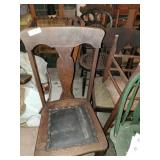 Large Lot Of Assorted Chairs