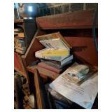 Shelving With Books - Misc Contents - Handicap Mis