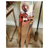 Square Table - Hand Saws - Rocker - Sewing Machine