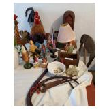 Large Lot Of Figurines - Decorations