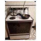 Stove - Contents On & Around Sink
