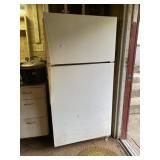 Amana Refrigerator & Tappan Electric Stove
