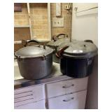 3 Pressure Cookers