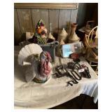 Assorted Glassware, Jugs & Misc.