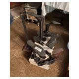 Step & Cast Iron Cobbler Set