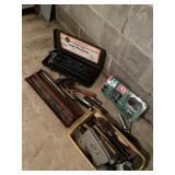 Socket Set, Assorted Tools & Misc.