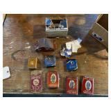 Cigar Roller, Cigar Paper, Antique Cigarette Conta