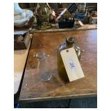 Glass Milk Bottle, Glass Jug