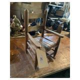 Kids Wooden Chair