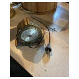 Small Model W Electric Clock