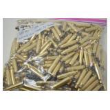 500 Pcs 223 Remington Brass Cases