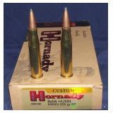 20 Round Hornady  8x56 Hungarian Mannlicher