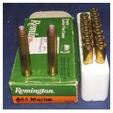 15 Rounds 444 Marlin  Loads