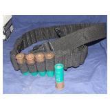 5 Remington 12 Ga Hp Slugs & Belt