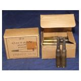 2 - 20 6.5 Swedish Mauser Ball Ammo