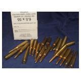 20 Rounds Century Arms/norma  6.5 Swedish Mauser
