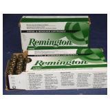 2 - 50 Remington 9x19 Luger