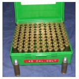 100 Rounds 45 Colt Reloads