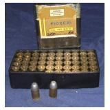 40 Rounds Fiocchi  .455 Mk 2  & Brass