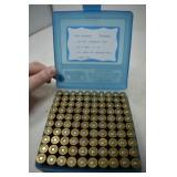 100rnds 357mag 110gr Xtp Reloads - Norma Brass