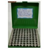 100rnd 44 Mag 240gr Sierra Hp - Nickel Brass