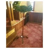 advent wreath pedestal