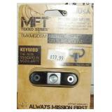 MFT  Metal Keymod QD  Sling Mount.