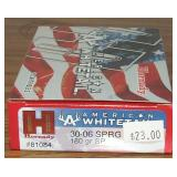 Hornady  American Whitetail, 30-06 Winchester