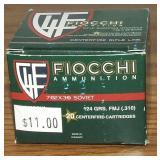 Fiocchi  7.62X39