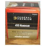 Federal Premium .410 Handgun, 20 Rounds