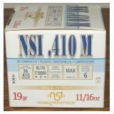 Nobel  410 3 Inch  No 6 Shot