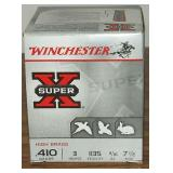 Winchester 410, 3 Inch  7&1/2 Shot