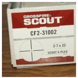 Crossfire II Scout Scope2X7X32