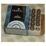Federal 40 S&W  20 Rounds