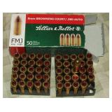 Sellier & Bellot  380 Auto, 50 Rounds