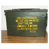 Small US Ammo Can