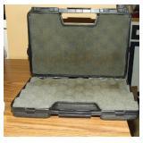 3 Hard Plastic Gun Boxes
