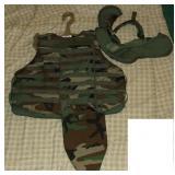 """Body Armor """"Interceptor"""" Base Vest Carrier, Yoke &"""