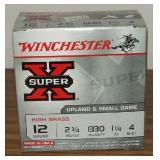 Winchester 12 Ga 1 &¼ Oz, No 4