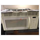 GE Spacemaker Microwave
