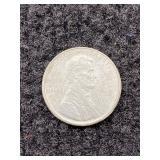 1983 Lincoln Penny Error Coin