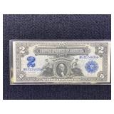 $2 Silver Certificate Series 1899