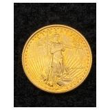 1986 1/4 oz. Gold $5 Coin