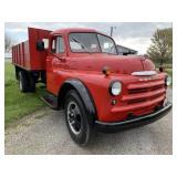 1948 Dodge Grain Truck