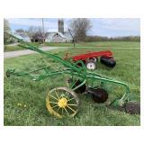 John Deere 623 2-bottom Plow