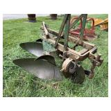 Oliver 3241  2-bottom Plow