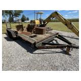 2005 Stigers 18-ft x 82-in Trailer