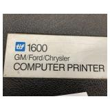 TIF Instruments 1600 Auto Computer Printer