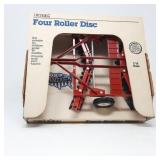 Ertl 1/16 Scale International Four Roller Disc