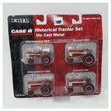 Ertl 1/64 Scale Case IH Historical Tractor Set